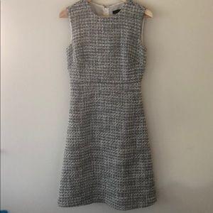 JCrew Tweed Flair Dress